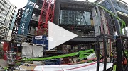 St. Giles Circus: Video Portal-Lift