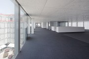 Allianz Suisse Tower - office space outbuilding 3