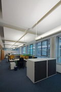 Apleona Turbo-Refurbishment: finished group-office, 2nd-floor, fig. 2