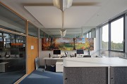 Apleona Turbo-Refurbishment: finished group-office, 5th-floor, fig. 1