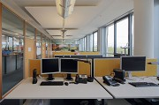 Apleona Turbo-Refurbishment: finished group-office, 5th-floor, fig. 8