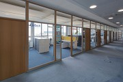 Apleona Turbo-Refurbishment: finished office-floor, fig. 1