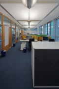Apleona Turbo-Refurbishment: finished group-office, 2nd-floor, fig. 1