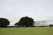 Brasilia-Palace: eastern view 2