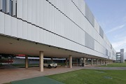 Brasilia-Palace: west-façade, close-up 3