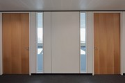 Euro-Tower, Frankfurt: 32. level - detail office-doors