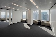 Euro-Tower, Frankfurt: 32. level - northwestern open-office, pict 2