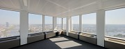 Euro-Tower, Frankfurt: 32. level - southeastern view