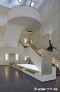 ForMed, Giessen: lobby, staircase, pure (photo: Savas)