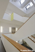 ForMed, Giessen: detail lobby-staircase (photo: Salger)