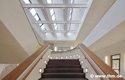 ForMed, Giessen: lobby-staircase-flight (photo: Erazo)