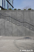 ForMed, Giessen: embankment-staircase (photo: Fuchs)