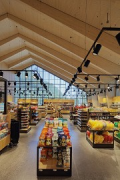 A2 Gotthard motorway-station: northern shop