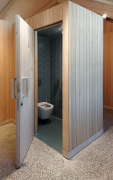 A2 Gotthard motorway-station: 1st-floor rest-rooms, fig. 3