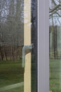 Spelbergs-Busch: outside opening terrace door, outer handle-view
