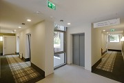 Hunting lodge Kranichstein: extension entrance-lobby 3