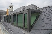 Kurfürstendamm 188: glass dormer