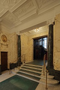 Kurfürstendamm 188: entrance-lobby, stair-house-access