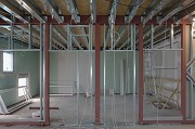 Construction site System Building, inner dry construdtion 2
