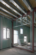Construction site System Building, inner dry construdtion 3