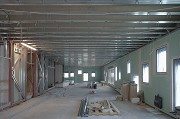 Construction site System Building, inner dry construdtion 5
