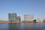 Patch 22, Amsterdam: south-western view