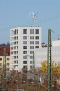 Güterstraße 30, Pforzheim: south-east distant-view
