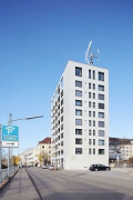 Güterstraße 30, Pforzheim: south-east close-up-view