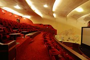 Royale-Theatre, Heerlen: cinema, wall-fresco, gallery view