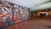 UN-Haedquarters: 2nd-floor gallery of Conference Building