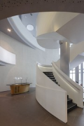 WTZ Heilbronn: lobby-staircase, base-point
