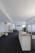 WTZ Heilbronn: mock-up office, lobby, portrait pict