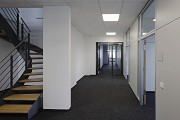 WTZ Heilbronn: double-level office, lower Level