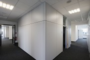 WTZ Heilbronn: double-level office, inner core