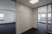 WTZ Heilbronn: double-level office, dry-construction-wall