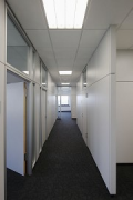 WTZ Heilbronn: double-level office, floor