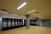Arena da Amazônia: western stand, player's changing-room