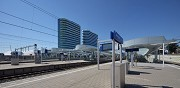 Arnhem-Centraal: north-eastern view