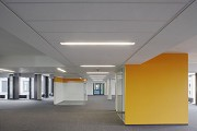 BASF Pfalzgrafenstraße: open-office with single-work and meeting-cube