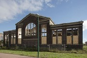 Becker steelworks: former water works