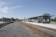 Bedburg Station: southern view