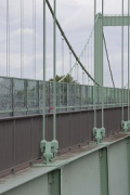 Rodenkirchen bridge: roadway anchoring of vertical cable