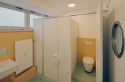 "CDCC ""The moles"": rest-rooms"
