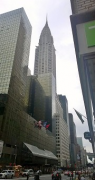 Chrysler Building: view from 42nd Street / Park Ave, fig. 2