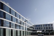 CMP of Aachen University: office building from Southwest