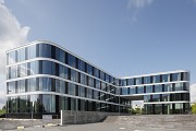 CMP of Aachen University: office building from Northeast