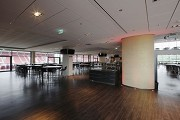 Coface-Arena: link between club and lounge