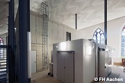 Diocese-archive Aachen: choir-gallery, fig. 2 (photo: Wessel)