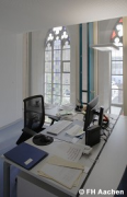 Diocese-archive Aachen: administration floor, cell-office, fig. 2 (photo: Schröer)