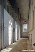 Diocese-archive Aachen: southeastern nave from Southwest, fig. 2 (photo: Peltzer, Simon, Steuer)